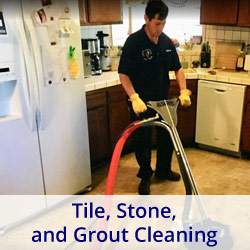 Tile, Stone, and Grout Cleaning