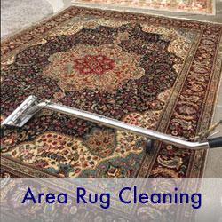 Area rug tile